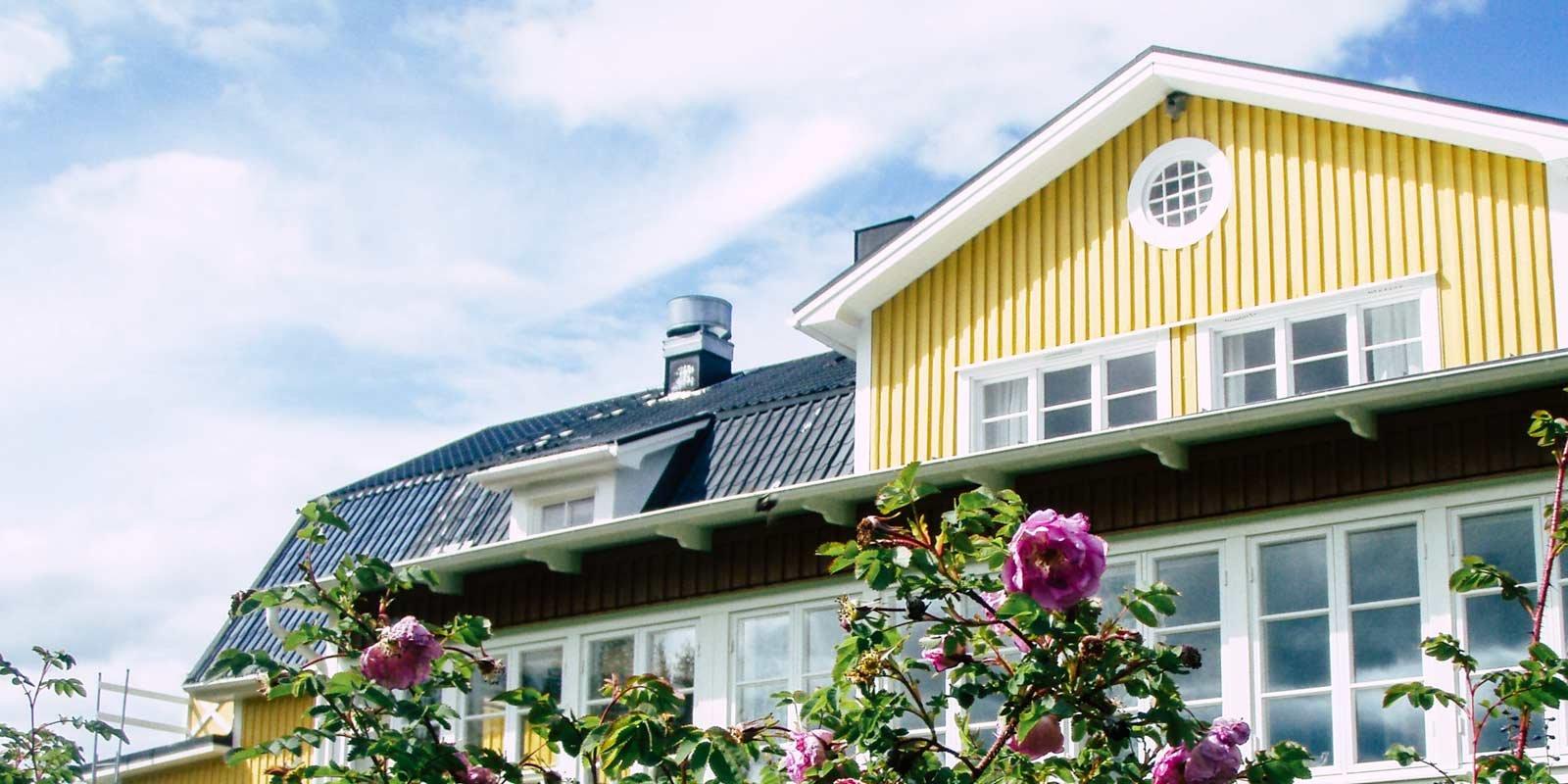 Sommar på Enaforsholm